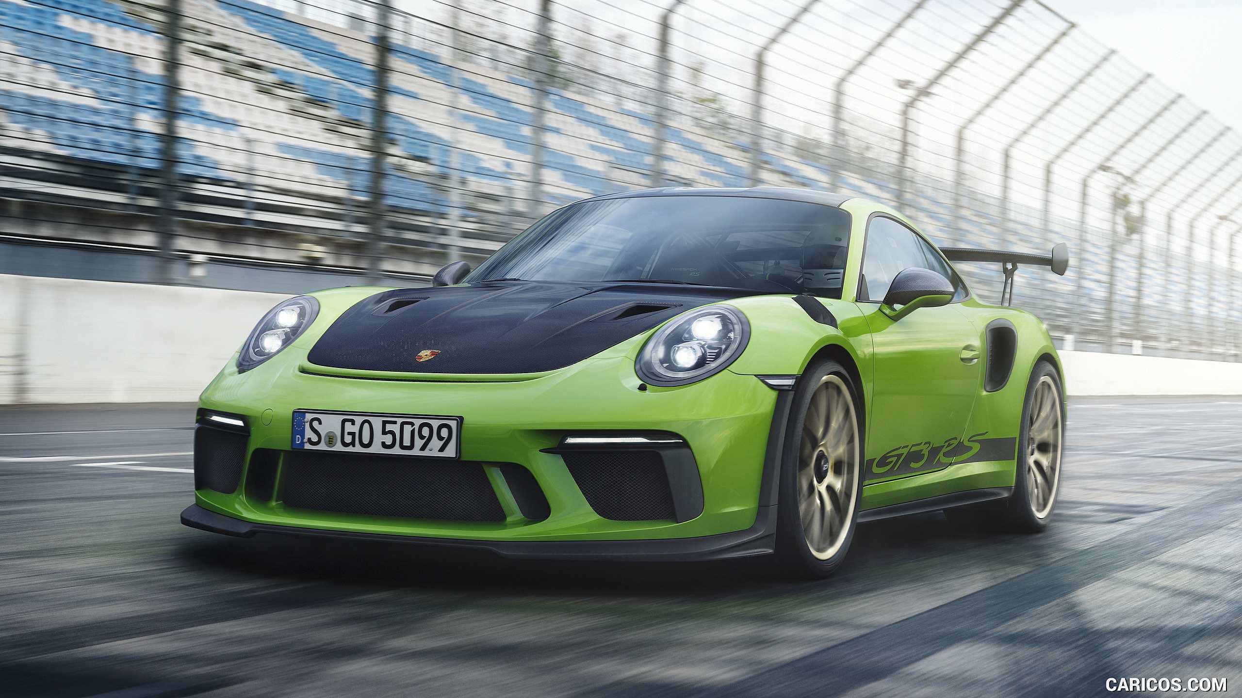 73 Great 2019 Porsche 911 Gt3 Rs Release by 2019 Porsche 911 Gt3 Rs