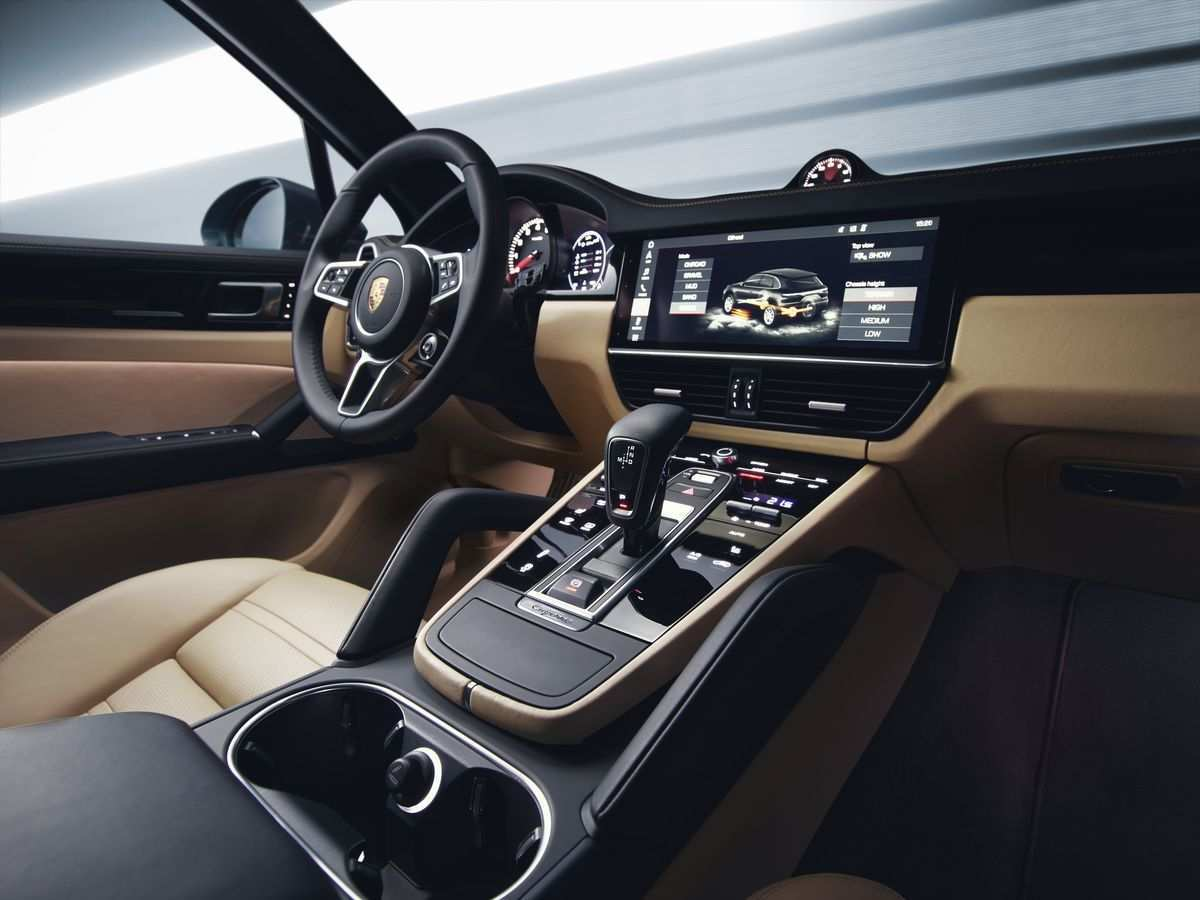 73 Great 2019 Porsche Truck Interior for 2019 Porsche Truck