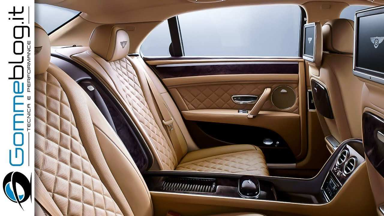 73 New 2019 Bentley Flying Spur Interior Wallpaper by 2019 Bentley Flying Spur Interior