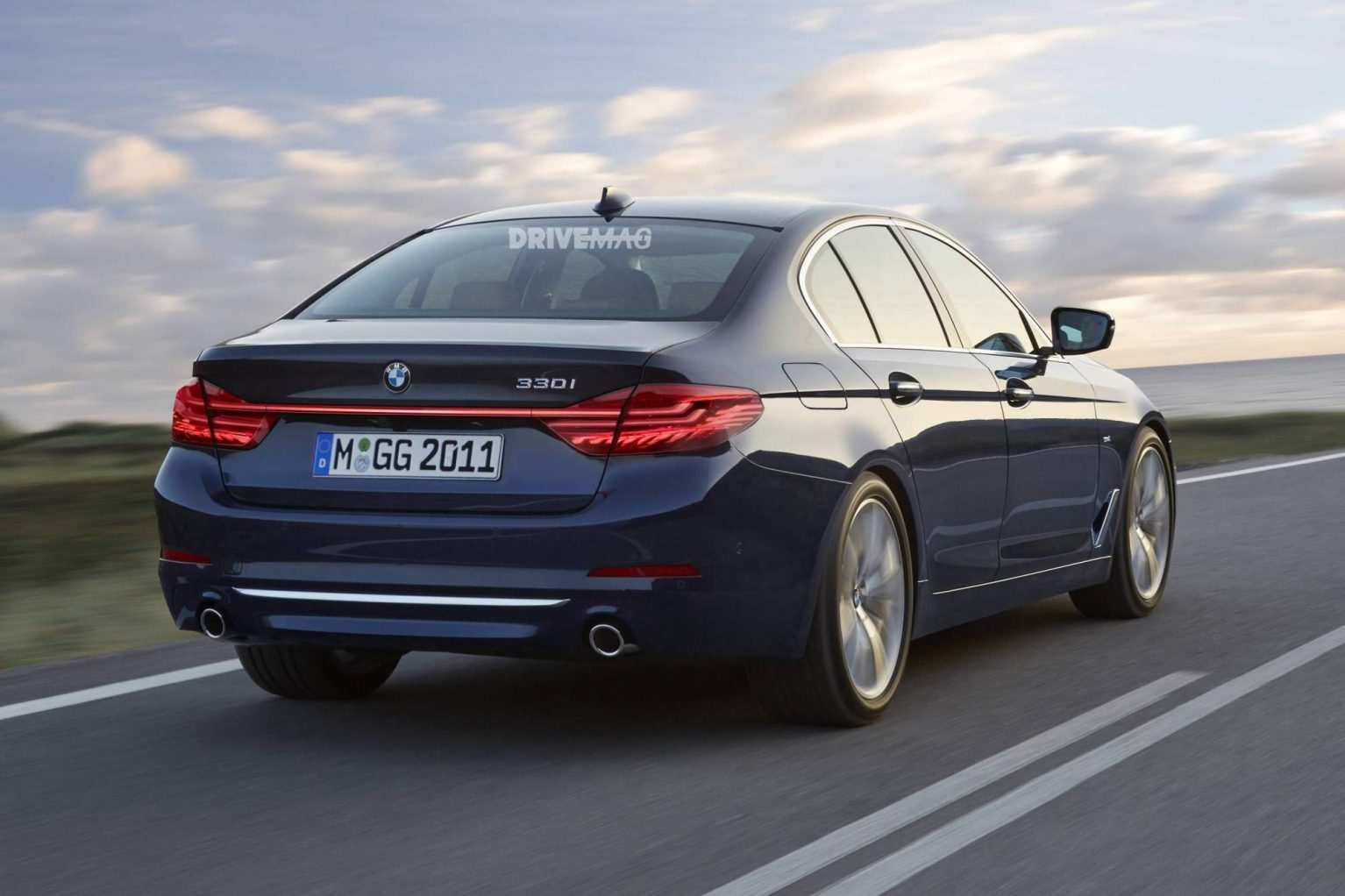 73 New 2019 Bmw 5 Series Redesign Specs with 2019 Bmw 5 Series Redesign