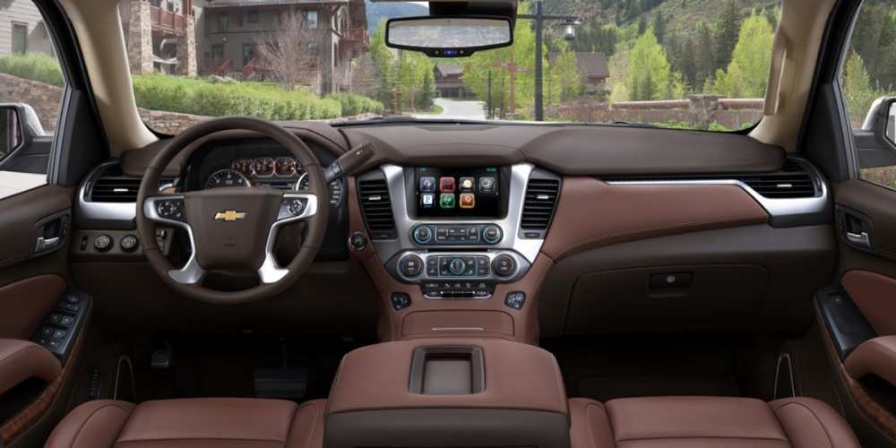 73 New 2019 Chevrolet Suburban Exterior and Interior for 2019 Chevrolet Suburban