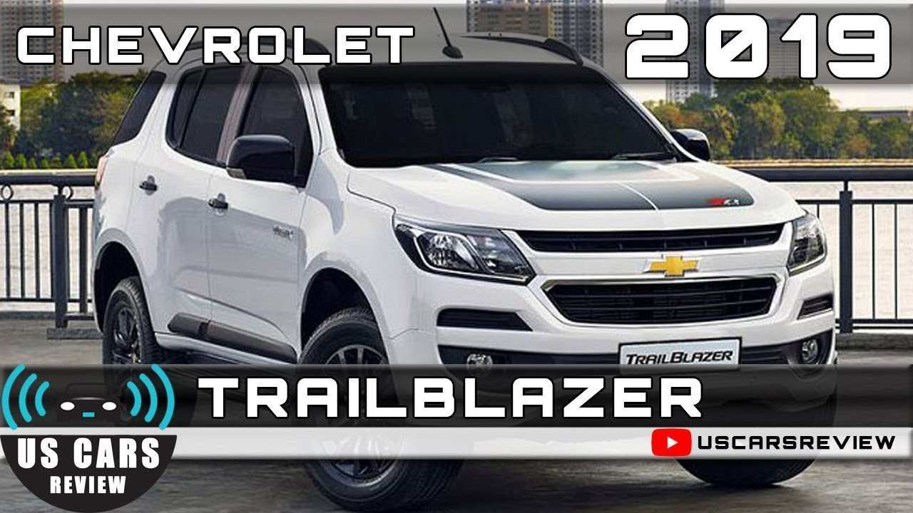 73 New 2019 Chevrolet Trailblazer Spesification for 2019 Chevrolet Trailblazer