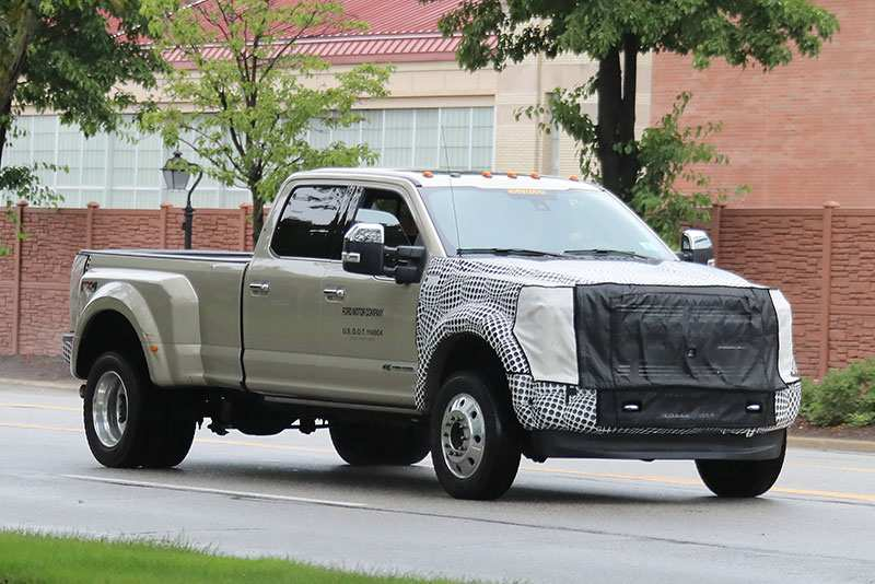 73 New 2019 Ford 3500 Spy Shoot by 2019 Ford 3500