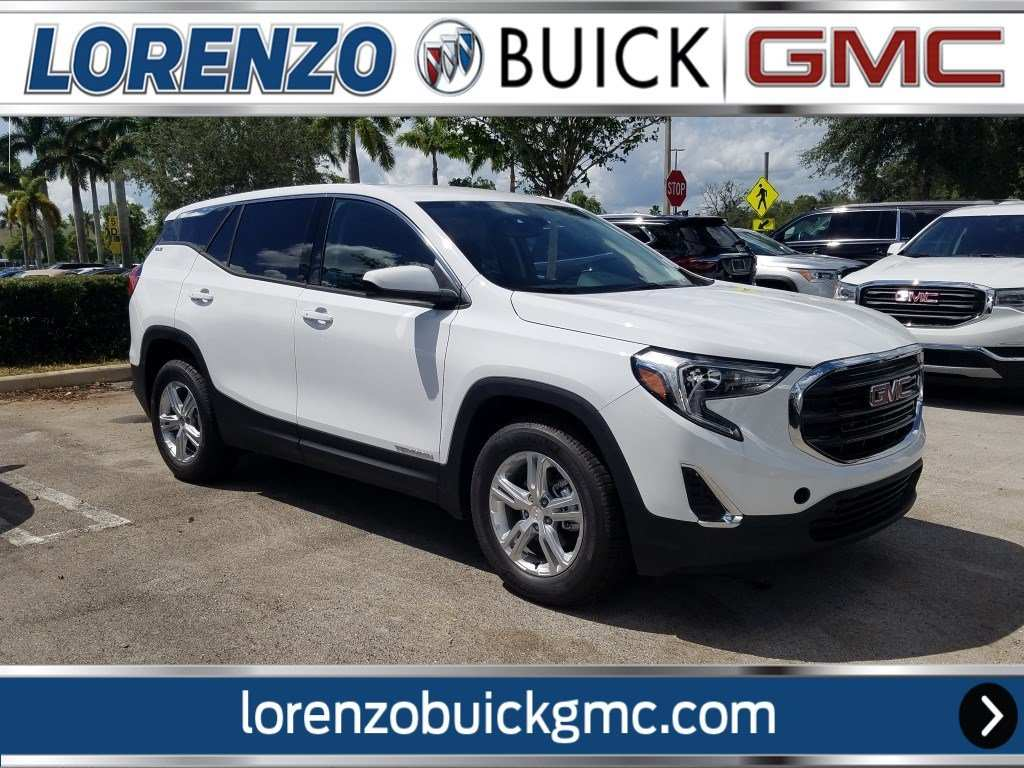 73 New 2019 Gmc Terrain Prices by 2019 Gmc Terrain