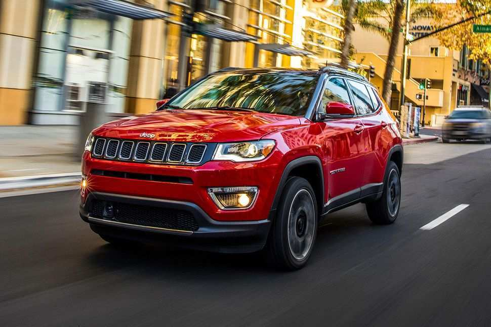 73 New 2019 Jeep Compass Release Date Speed Test by 2019 Jeep Compass Release Date