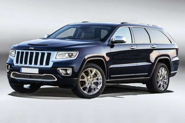73 New 2019 Jeep Wagoneer Redesign and Concept for 2019 Jeep Wagoneer