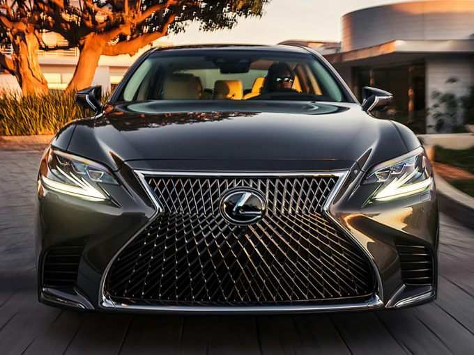73 New 2019 Lexus Ls Research New for 2019 Lexus Ls