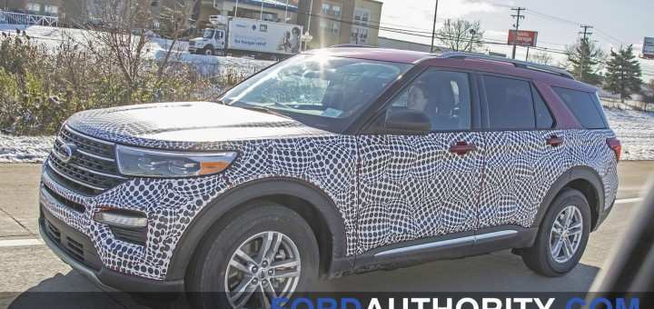 73 New 2020 Ford Crossover Exterior by 2020 Ford Crossover