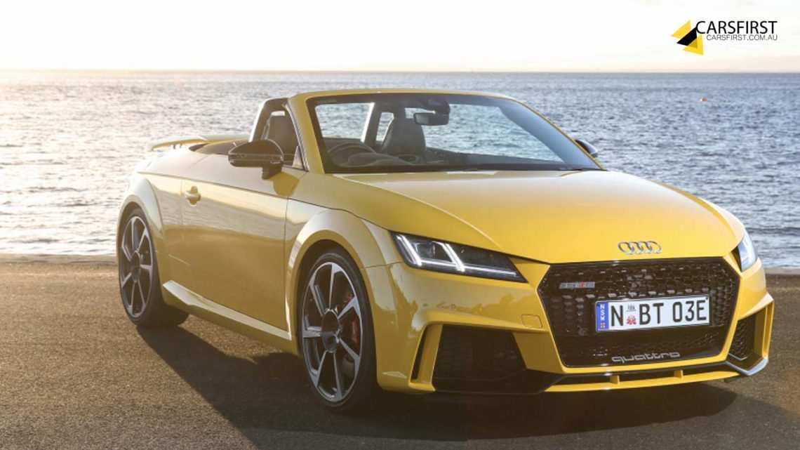 73 New Audi Tt Rs 2020 Price and Review with Audi Tt Rs 2020