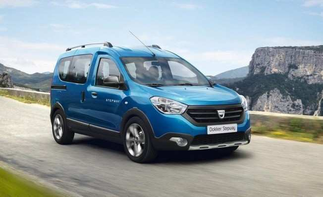 73 New Dacia Dokker 2019 New Concept for Dacia Dokker 2019