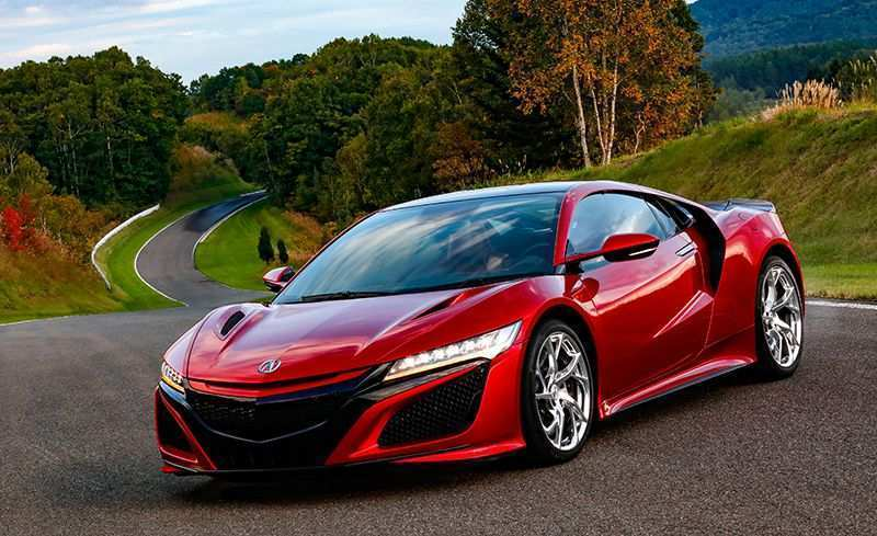 73 The 2019 Acura Nsx Horsepower Pricing by 2019 Acura Nsx Horsepower
