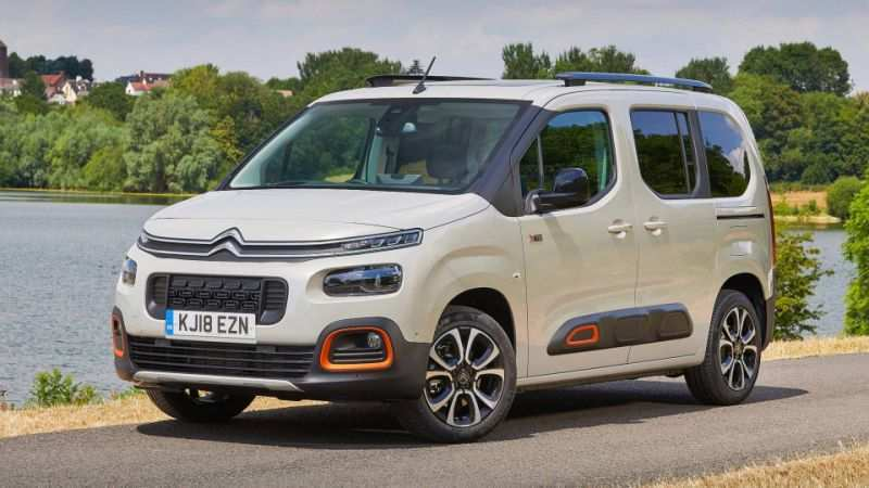 73 The 2019 Citroen Berlingo 2 Pictures by 2019 Citroen Berlingo 2
