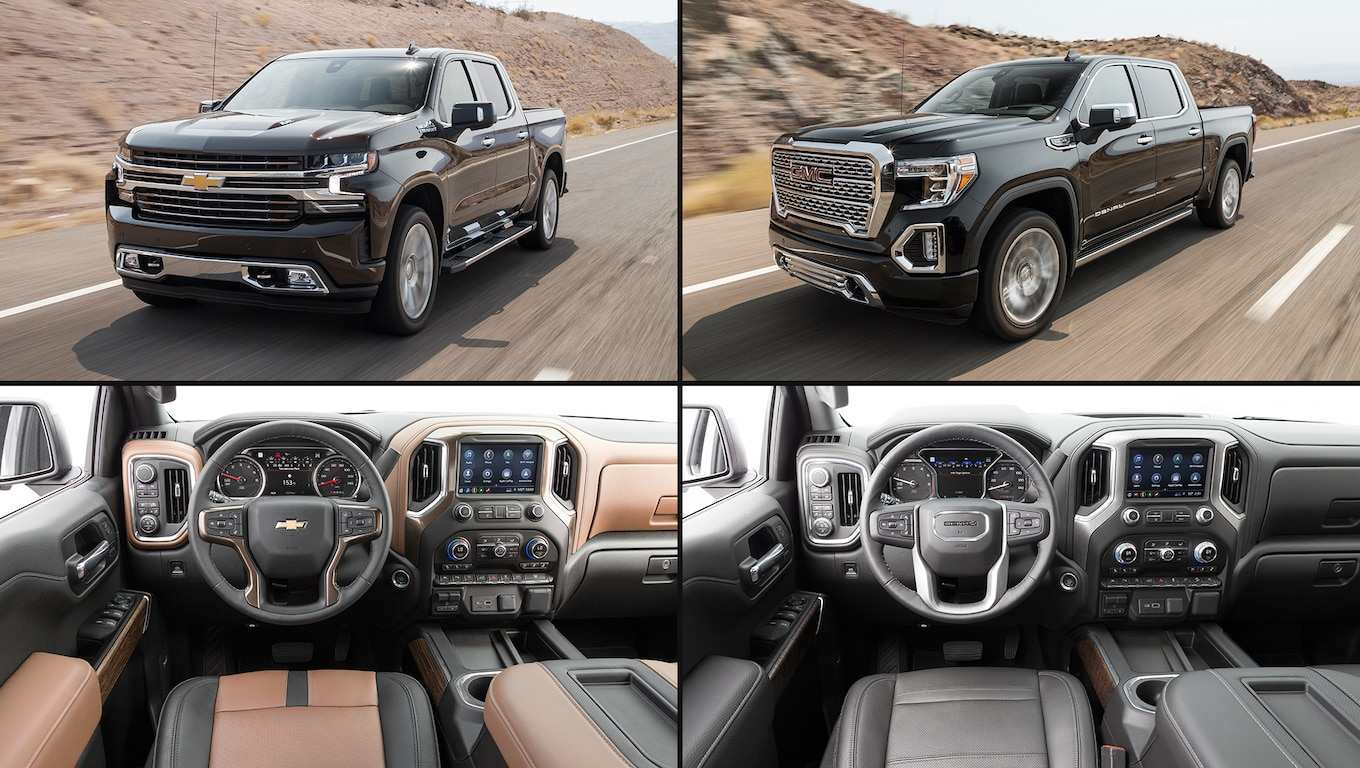 73 The 2019 Gmc Vs Silverado New Concept with 2019 Gmc Vs Silverado