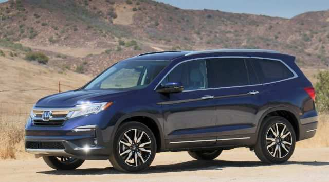73 The 2019 Honda Pilot Performance by 2019 Honda Pilot