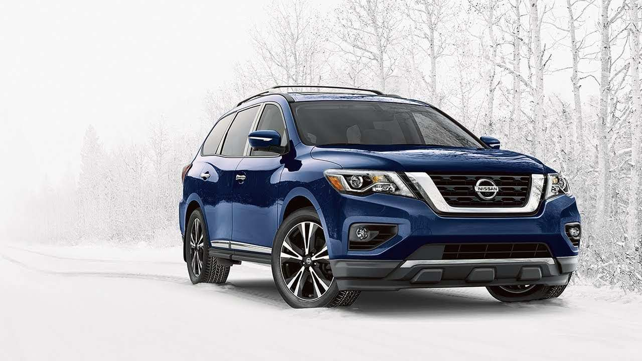 73 The 2019 Nissan Pathfinder Spy Shots History for 2019 Nissan Pathfinder Spy Shots