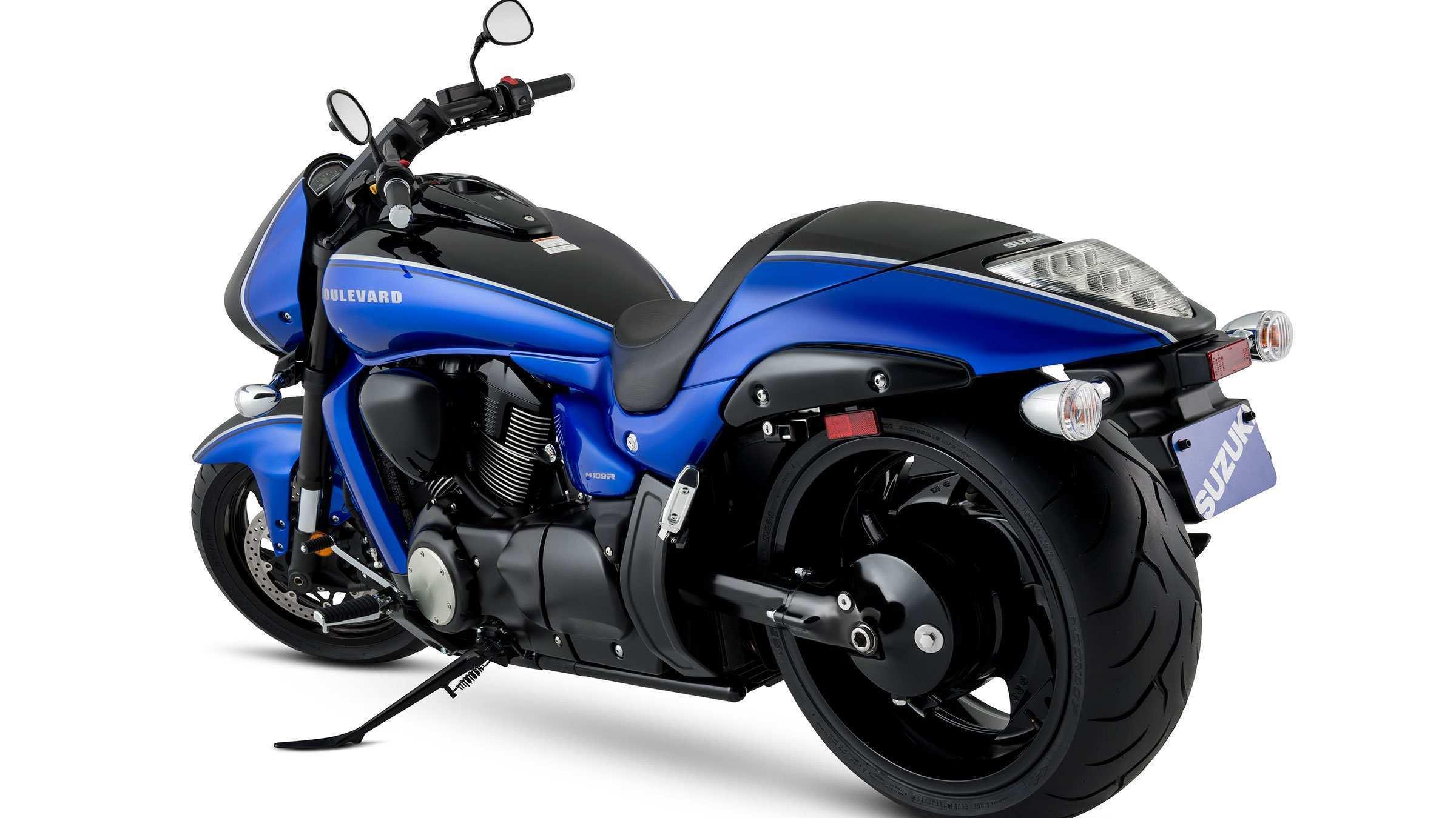 73 The 2019 Suzuki M109R Model for 2019 Suzuki M109R