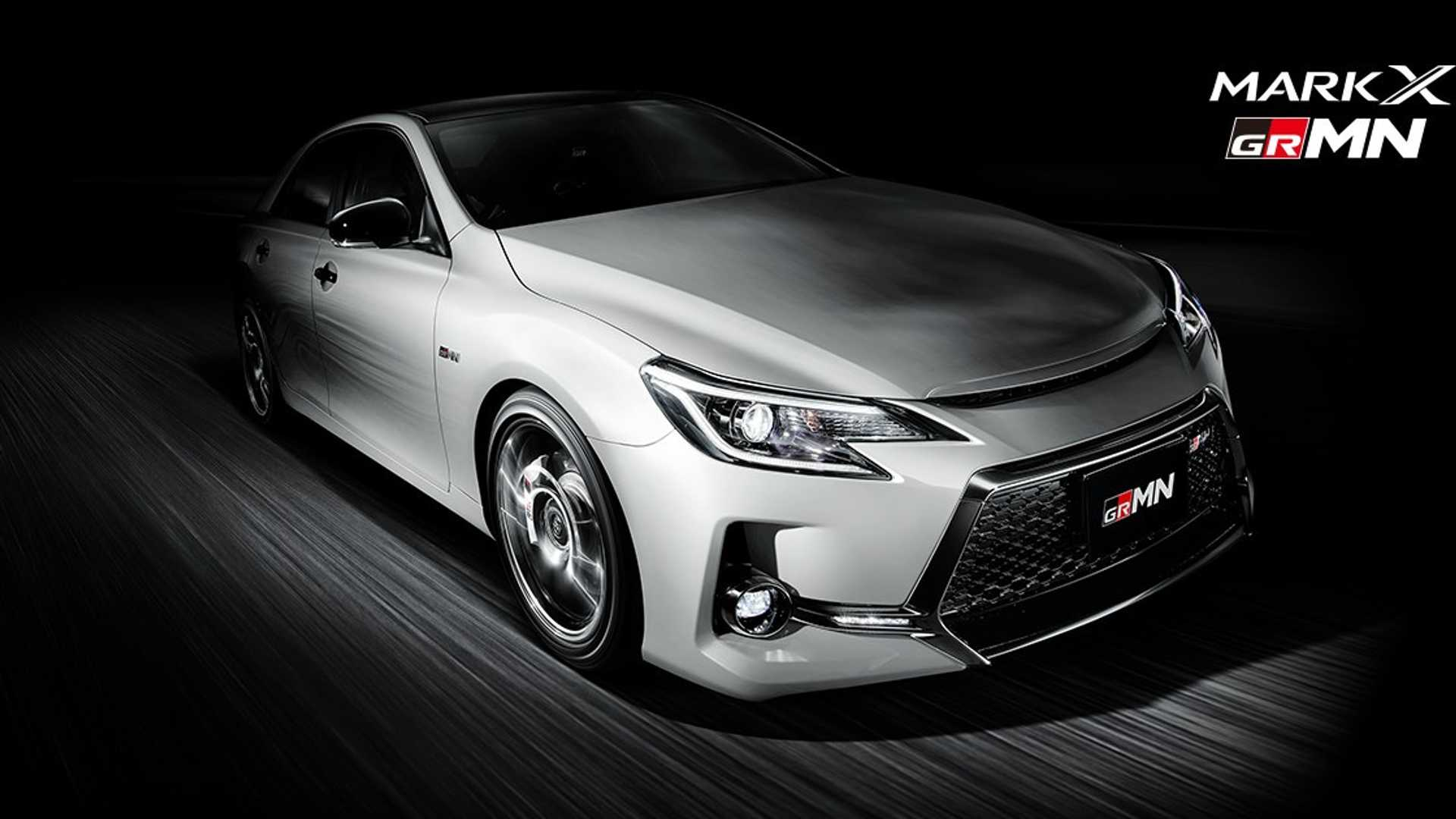 73 The 2019 Toyota Mark X Configurations for 2019 Toyota Mark X