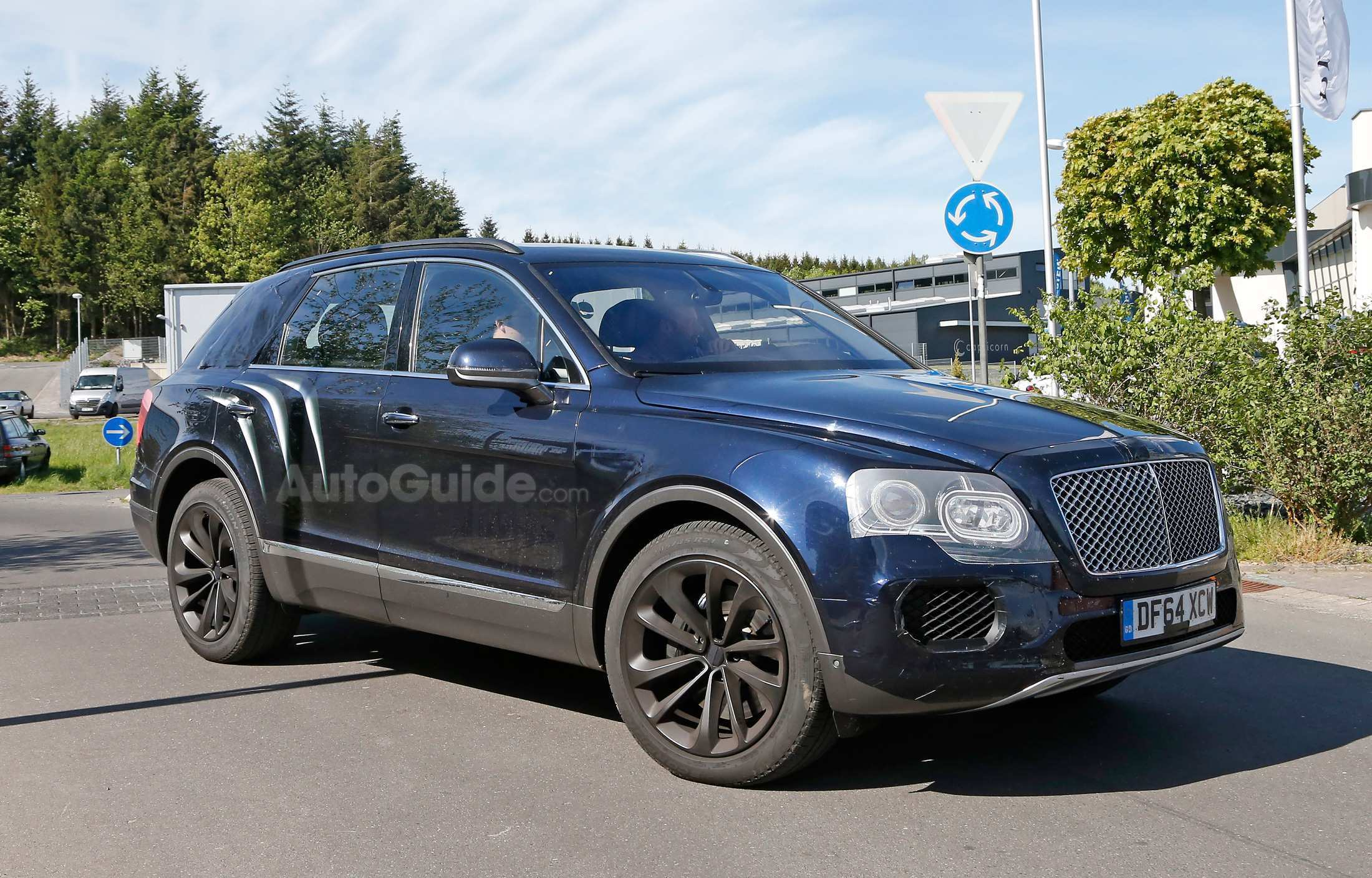 73 The 2020 Bentley Suv Images with 2020 Bentley Suv