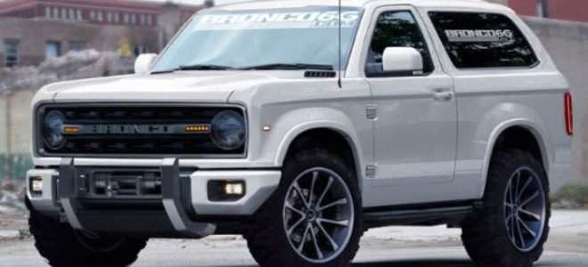 73 The 2020 Ford Bronco Msrp Style with 2020 Ford Bronco Msrp