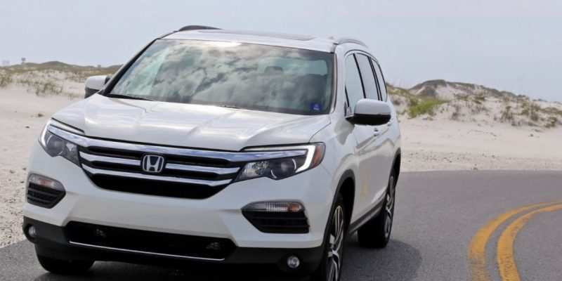 73 The 2020 Honda Pilot Release Date Performance by 2020 Honda Pilot Release Date