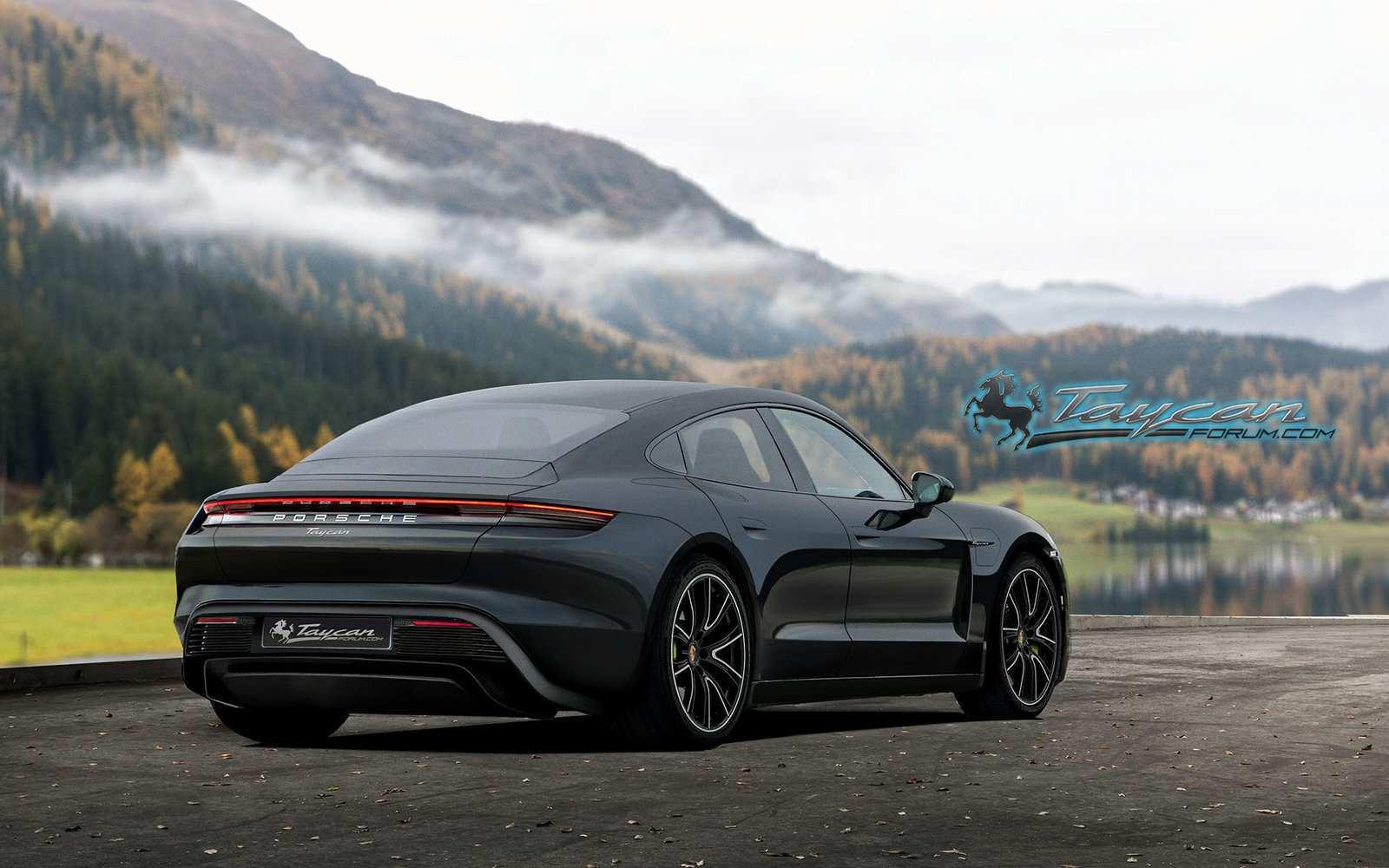 73 The 2020 Porsche Taycan Interior for 2020 Porsche Taycan