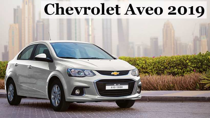 73 The Chevrolet Aveo 2019 Images for Chevrolet Aveo 2019