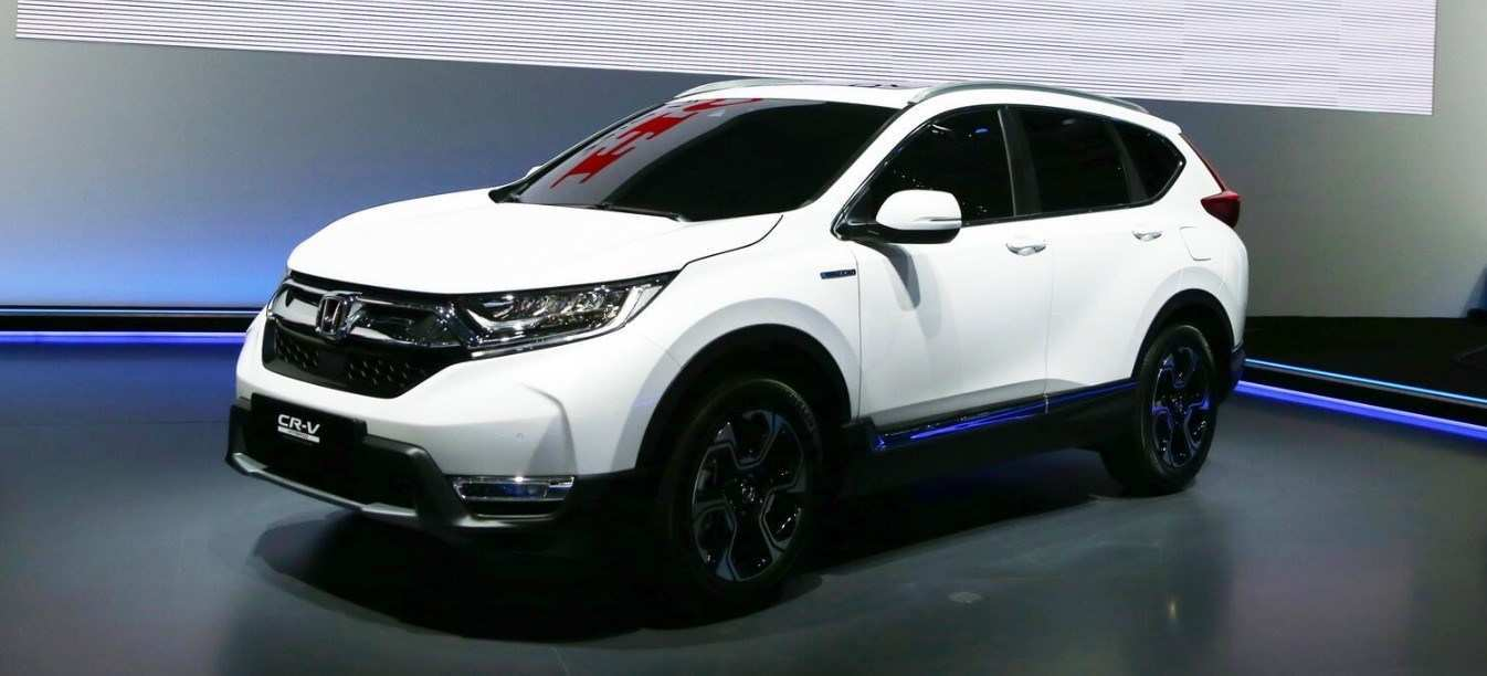 73 The Honda Crv 2020 Exterior and Interior with Honda Crv 2020