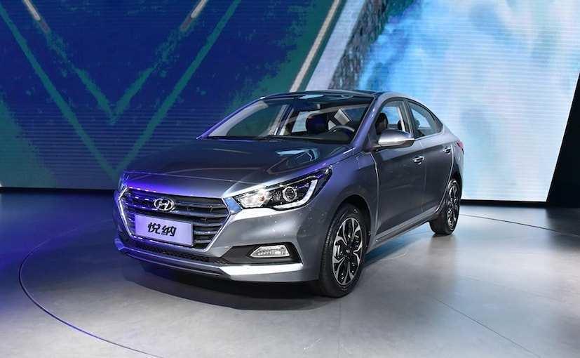 73 The Hyundai Verna 2019 Research New with Hyundai Verna 2019