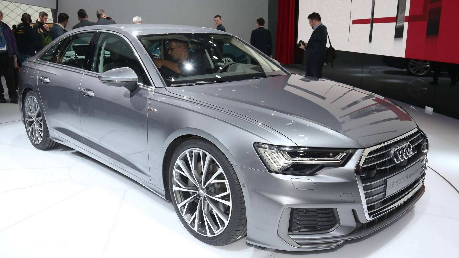 74 All New 2019 Audi A6 Specs Interior with 2019 Audi A6 Specs