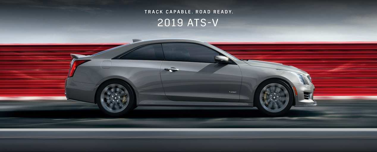 74 All New 2019 Cadillac Ats Redesign Redesign and Concept by 2019 Cadillac Ats Redesign