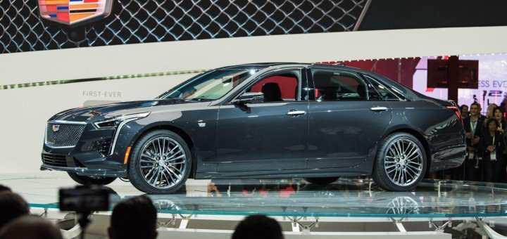 74 All New 2019 Cadillac V8 Spy Shoot with 2019 Cadillac V8