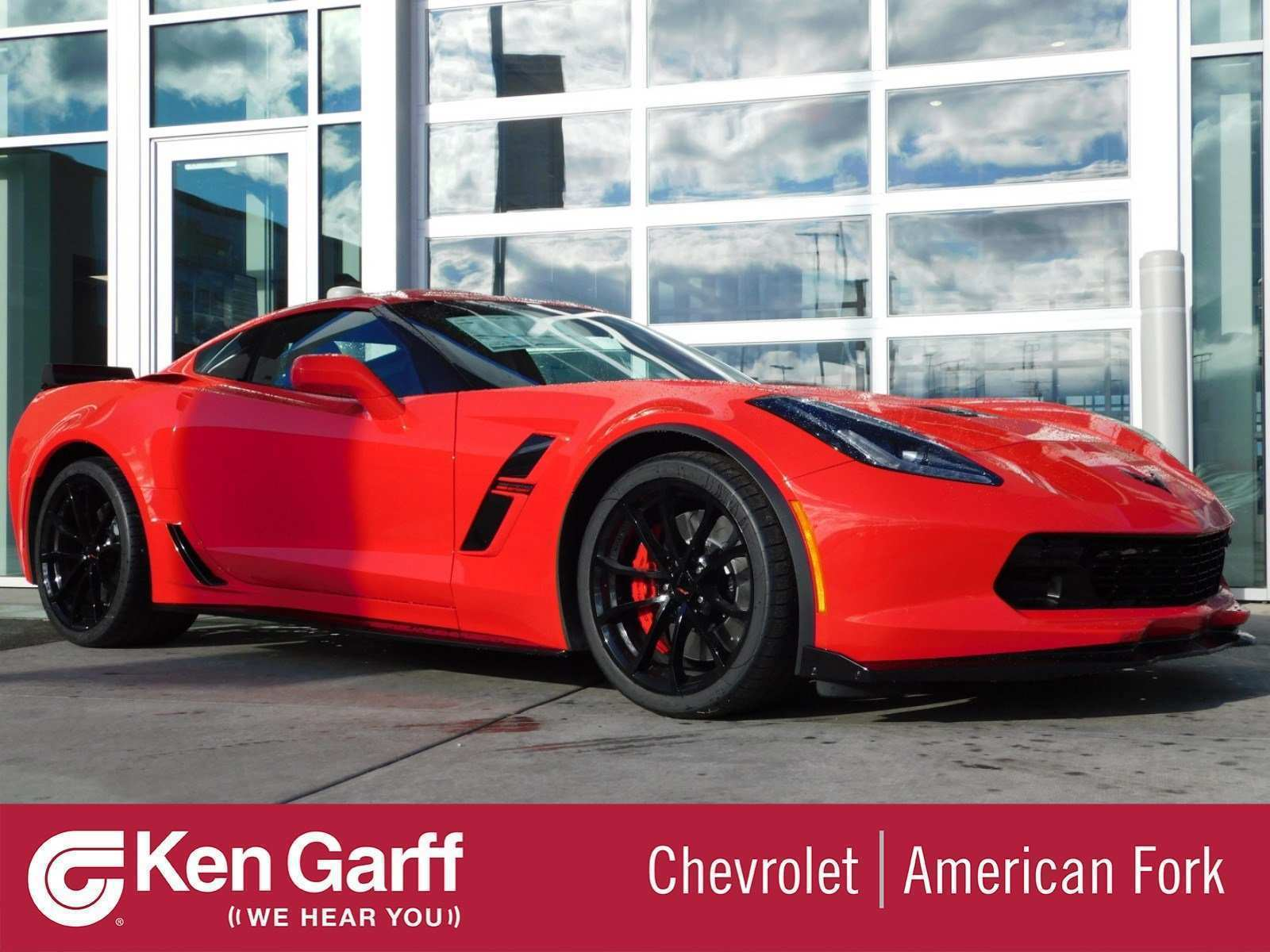 74 All New 2019 Chevrolet Grand Sport Corvette Redesign and Concept by 2019 Chevrolet Grand Sport Corvette