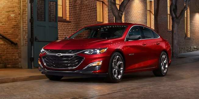 74 All New 2019 Chevrolet Malibu Rumors for 2019 Chevrolet Malibu