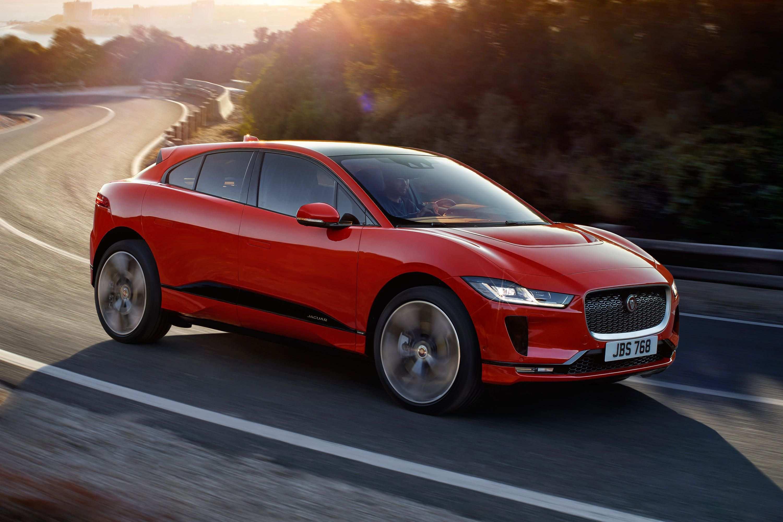 74 All New 2019 Jaguar I Pace Concept by 2019 Jaguar I Pace
