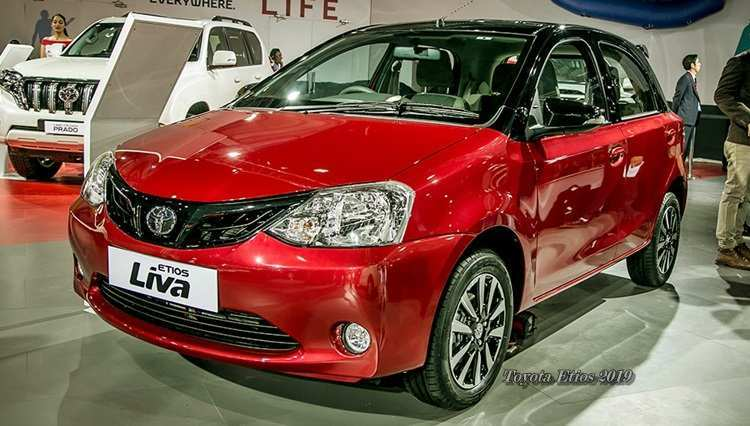 74 All New 2019 Toyota Etios History by 2019 Toyota Etios