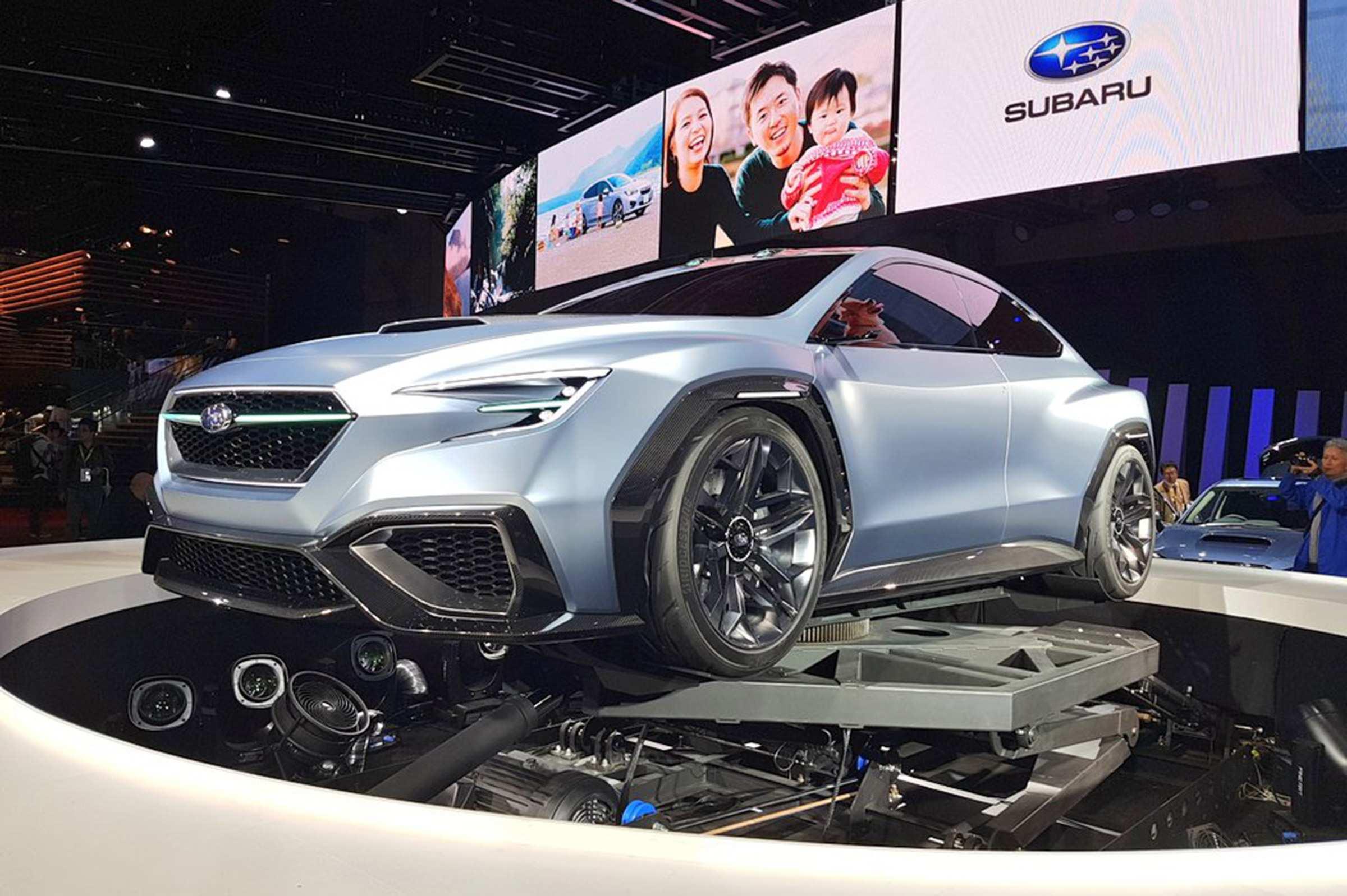 74 All New 2020 Subaru Impreza Wrx Sti First Drive for 2020 Subaru Impreza Wrx Sti