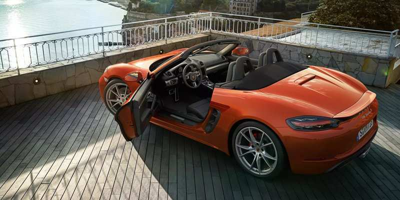 74 All New Porsche Boxster 2019 Configurations by Porsche Boxster 2019