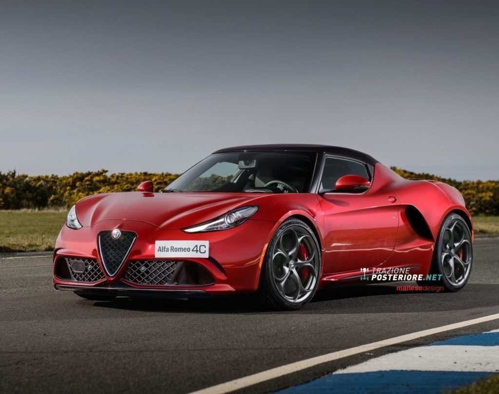 74 Best Review 2019 Alfa Romeo 4C Overview for 2019 Alfa Romeo 4C