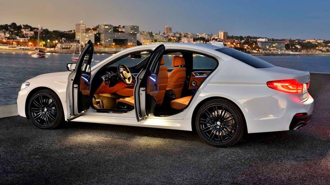 74 Best Review 2019 Bmw 5 Series Redesign Specs by 2019 Bmw 5 Series Redesign