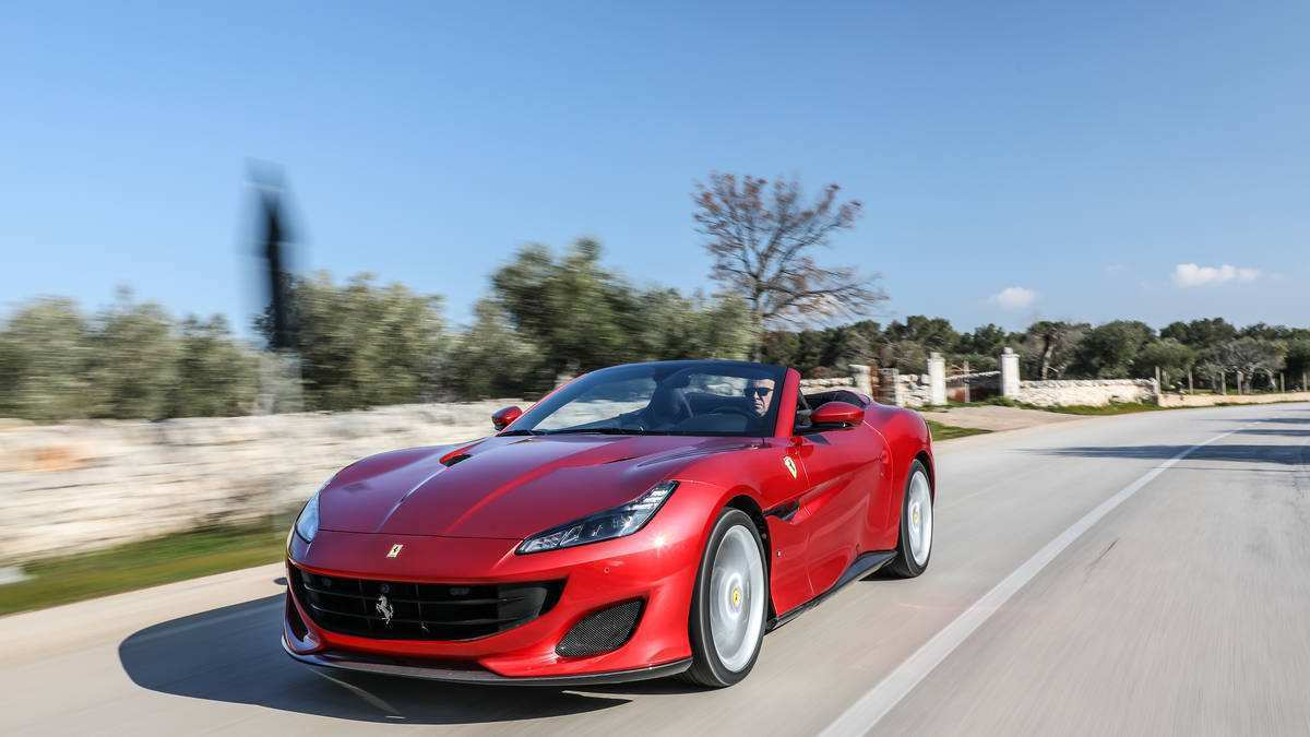 74 Best Review 2019 Ferrari Portofino Spesification with 2019 Ferrari Portofino