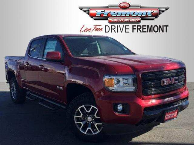 74 Best Review 2019 Gmc Canyon All Terrain Release with 2019 Gmc Canyon All Terrain