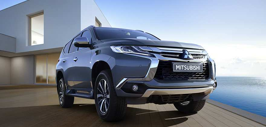 74 Best Review 2019 Mitsubishi Montero Images with 2019 Mitsubishi Montero