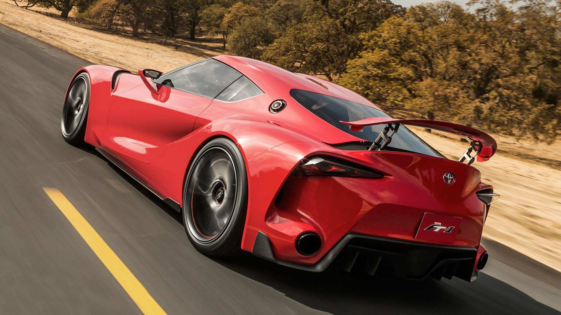 74 Best Review 2019 Toyota Ft 1 Overview by 2019 Toyota Ft 1