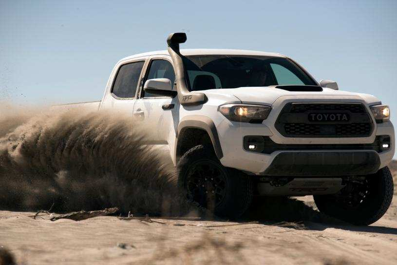 74 Best Review 2019 Toyota Tacoma News Overview with 2019 Toyota Tacoma News