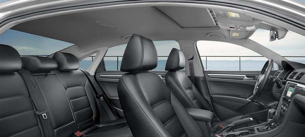74 Best Review 2019 Volkswagen Passat Interior Performance by 2019 Volkswagen Passat Interior