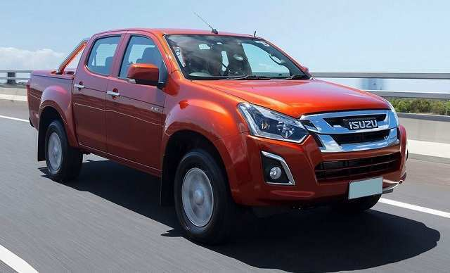 74 Best Review 2020 Isuzu Redesign for 2020 Isuzu
