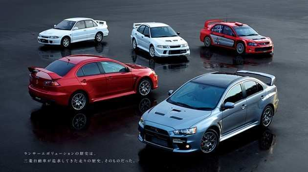 74 Best Review 2020 Mitsubishi Evolution Performance by 2020 Mitsubishi Evolution