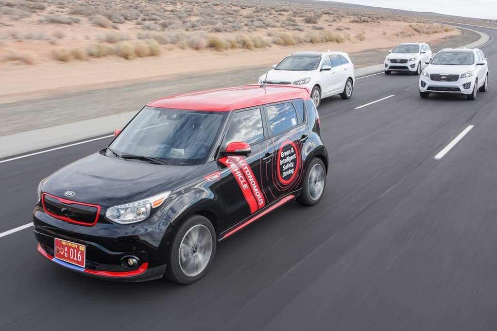 74 Best Review Kia Autonomous 2020 Release by Kia Autonomous 2020