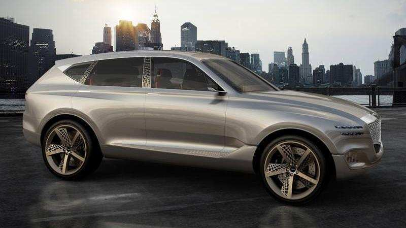 74 Concept of 2019 Genesis Suv Rumors by 2019 Genesis Suv
