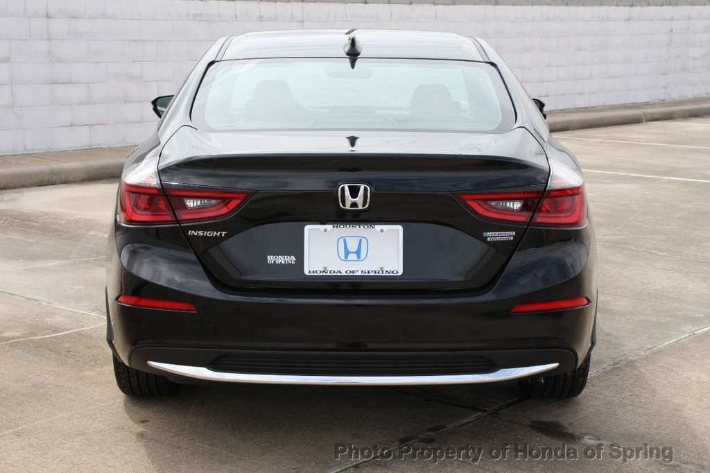 74 Concept of 2019 Honda Insight Engine with 2019 Honda Insight